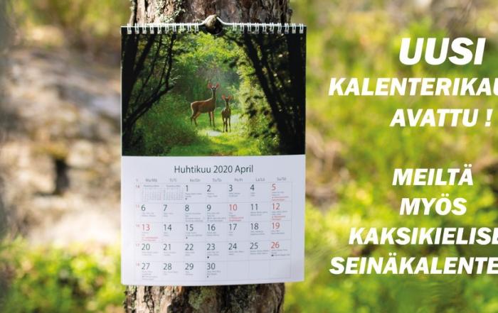 kalenterikauppa
